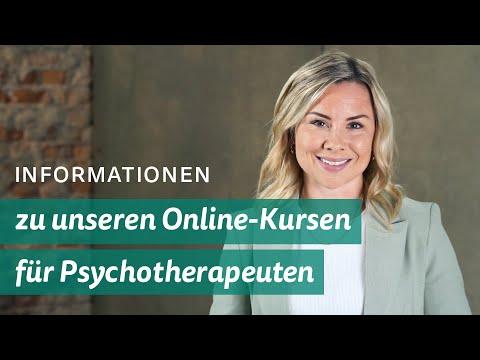 Informationen zu unseren HelloBetter Kursen - für Psychotherapeuten