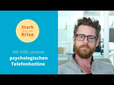 starkdurchdiekrise: Psychologische Telefonhotline