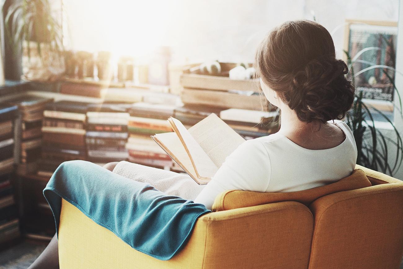 10 Buch-Tipps zur psychischen Gesundheit