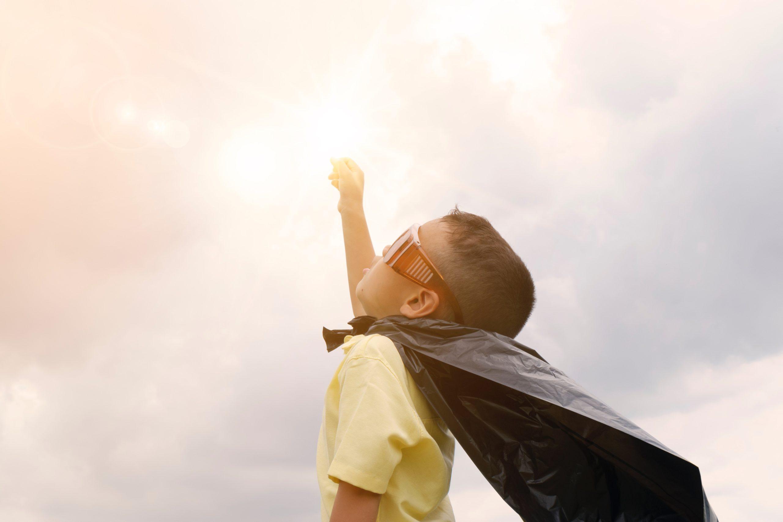 Der Held des Alltags – eine Übung gegen das Gefühl von Überforderung