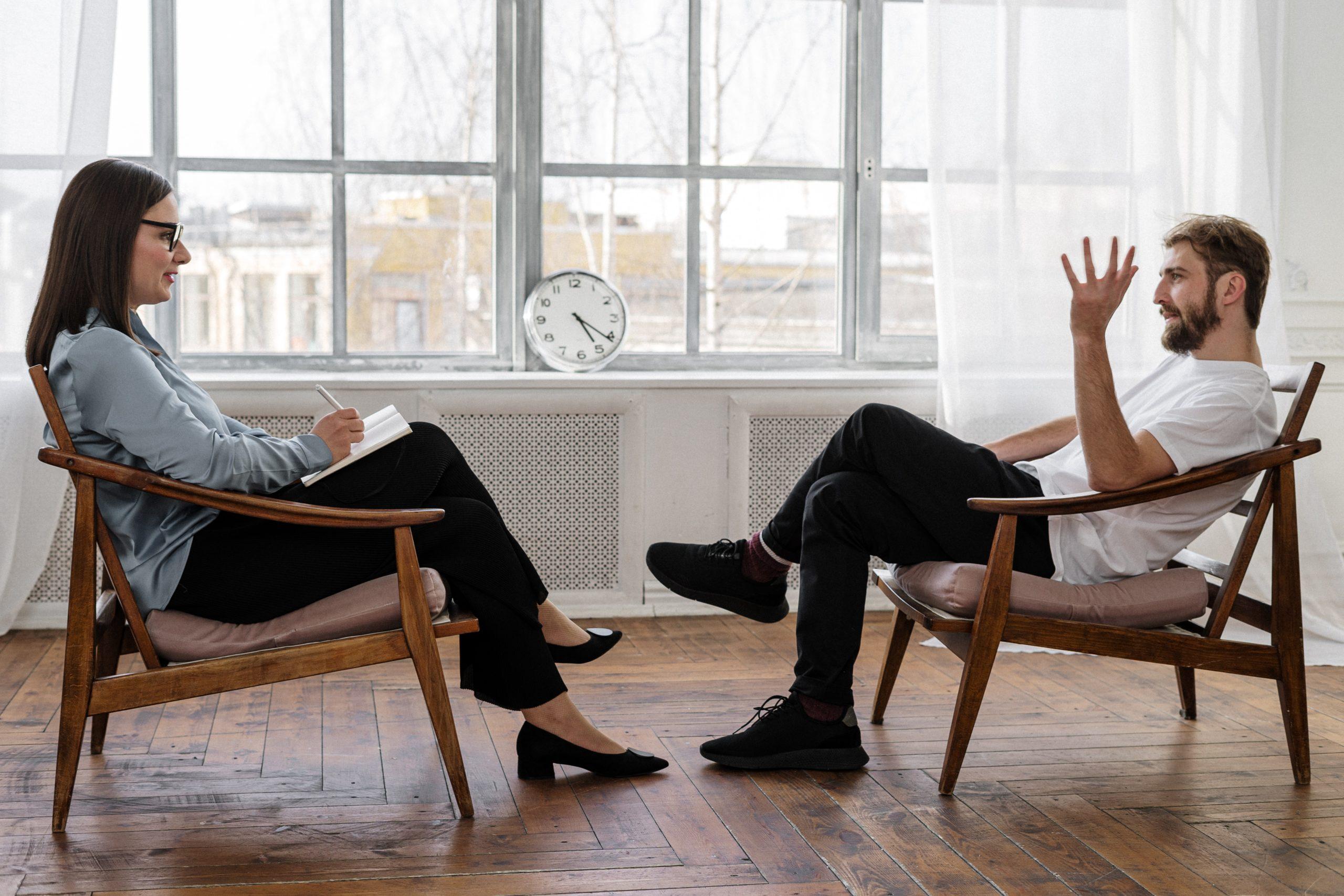 Ablauf einer Psychotherapie - Titelbild