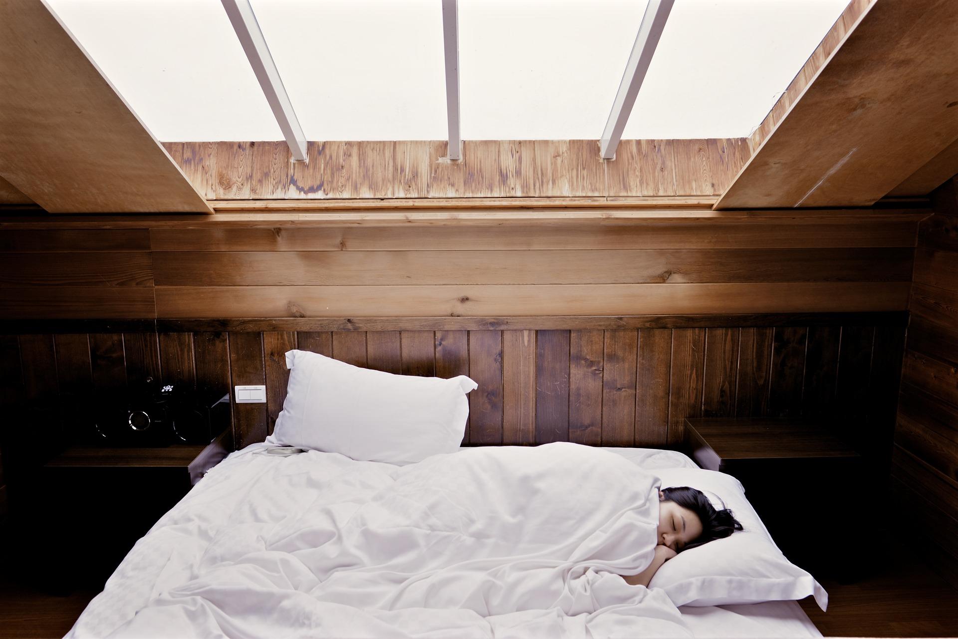 Besser schlafen Titelbild