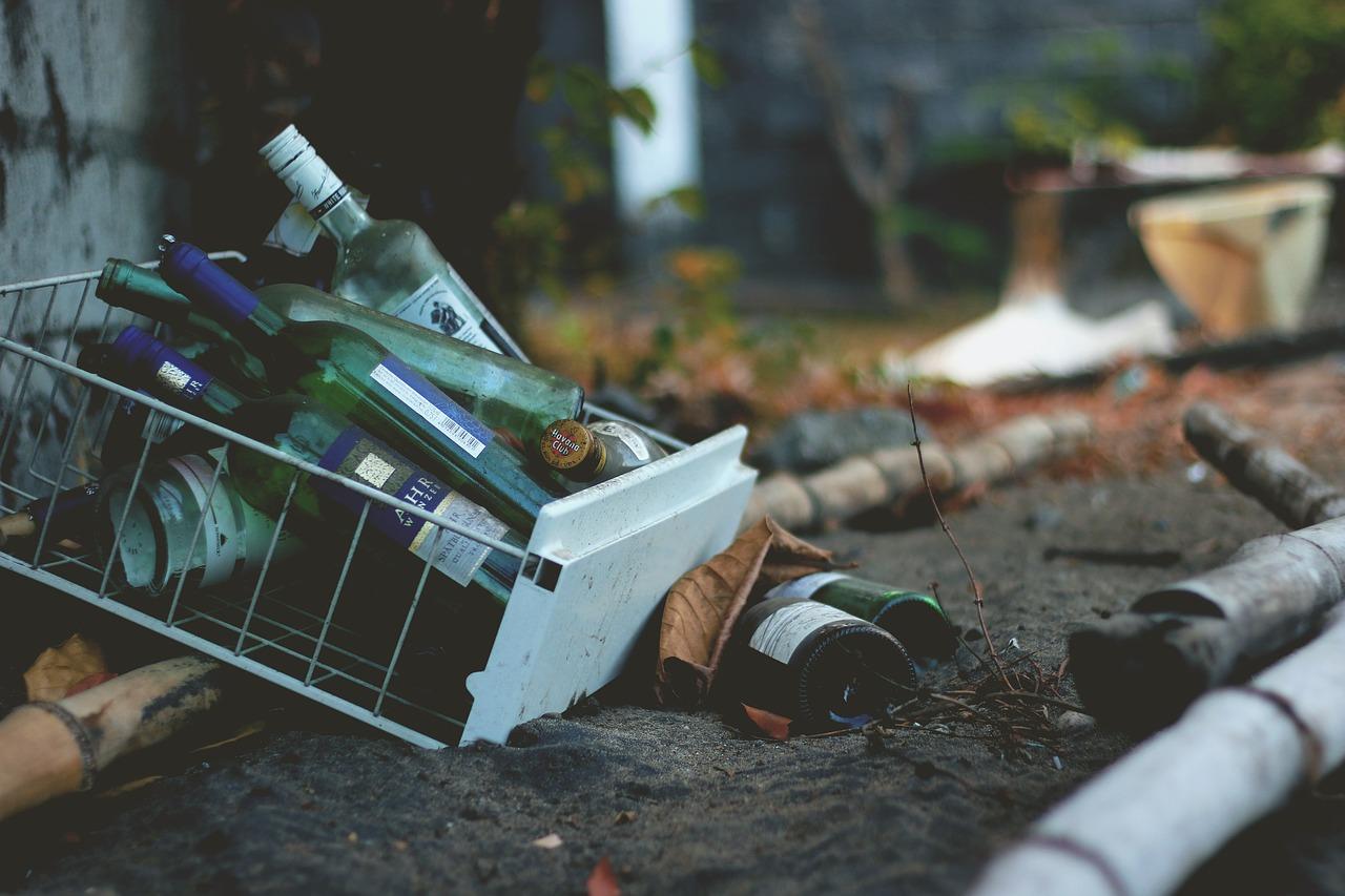 Titelbild: Alkoholproblem