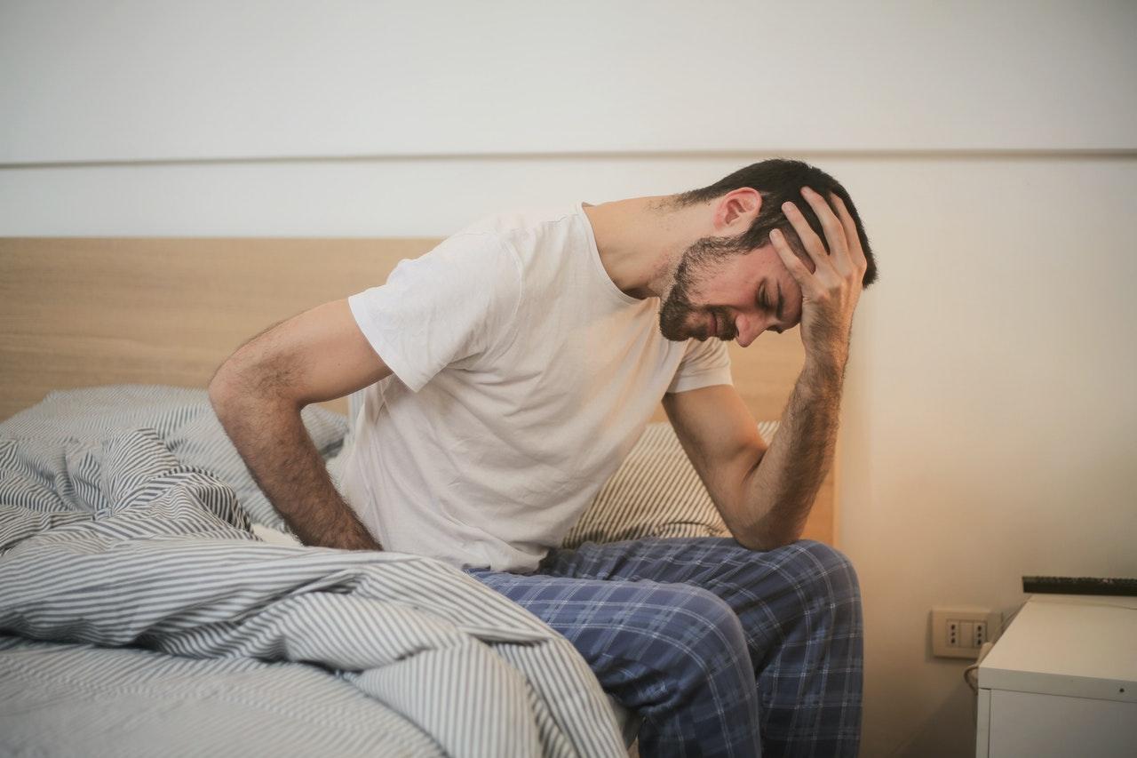 Titelbild Schmerzen Depression