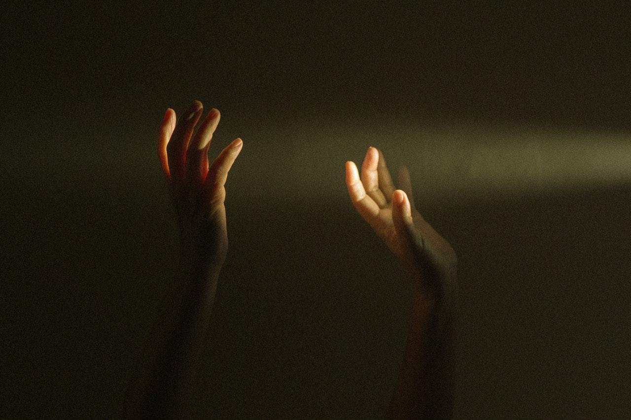 Titelbild: Angst vor Dunkelheit